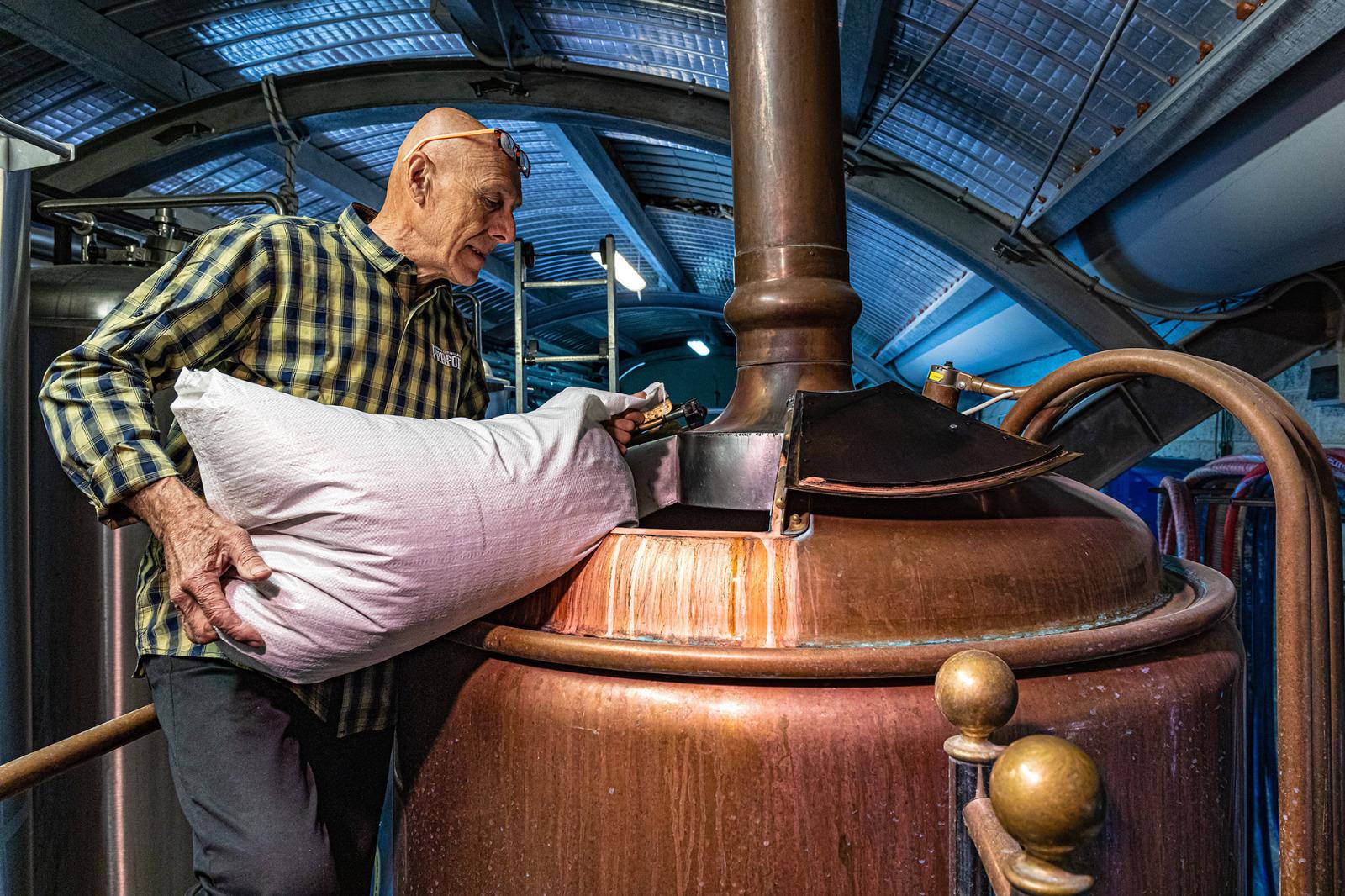 praforte: la birra artigianale birrificio